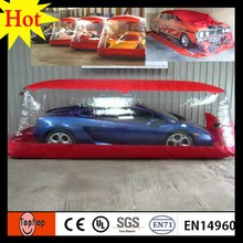 manful portable inflatable bubble car cover