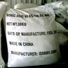 Reasonable Price Boric Acid H3BO3 99.5%