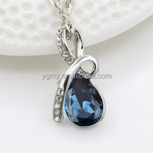 Necklaces & Pendants Crystal Necklace Women Jewelry Necklaces Pendants For Mother's Day Gift Fashion Jewellery