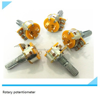Buy 12 rotary potentiometer with on/off switch in China on Alibaba.com