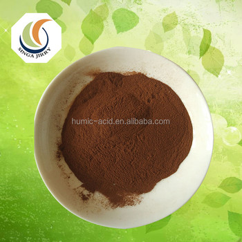 Hot sale 100% soluble organic fertilizer 90% agriculture fulvic acid