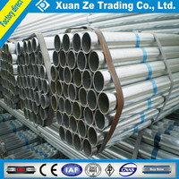galvanized steel pipe/tube 8 free/tube8 chinese Sino Steel