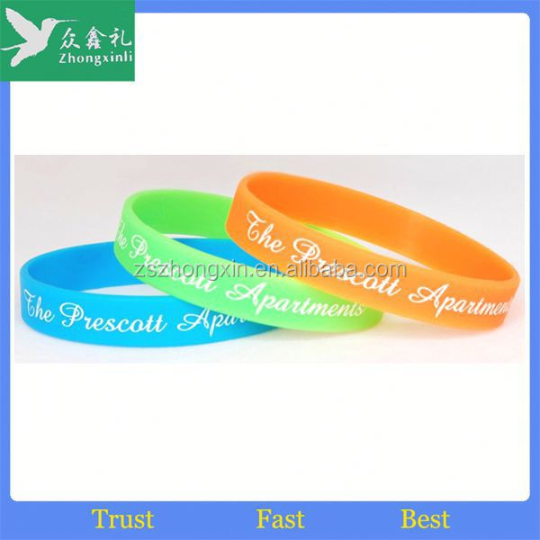 YC wholesale cheap custom silicone powerful bracelet balance