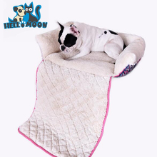 Wholesale Portable Pet Dog Winter Fancy Stylish Popular Cotton Bed