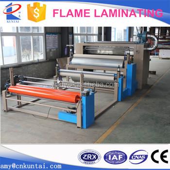 non woven lamination machine