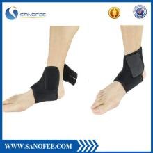 Adjustable elastic widding anti fatigue compression ankle support brace foot sleeve ankle