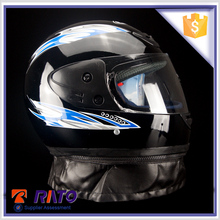 Dirt bike high quality novelty motorcycle helmet cover for sale