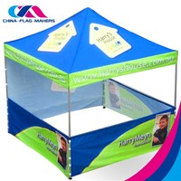 china cheap custom 3x3 promotion tent