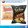 freeze dried fruit powder chips nuts snacks food packaging bag/potato chips plastic packaging bag wholesale