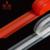 China wholesale PP clear long chain press lok zipper