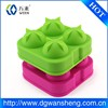 China factory high quality Food Grade custom silicone molds, Silicone Ice Ball Mold , Whisky Ice Ball Maker