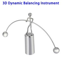 Alibaba Express Fun Kinetic Art Swing, 3D Weightlifter Dynamic Balancing Instrument for Home Decor