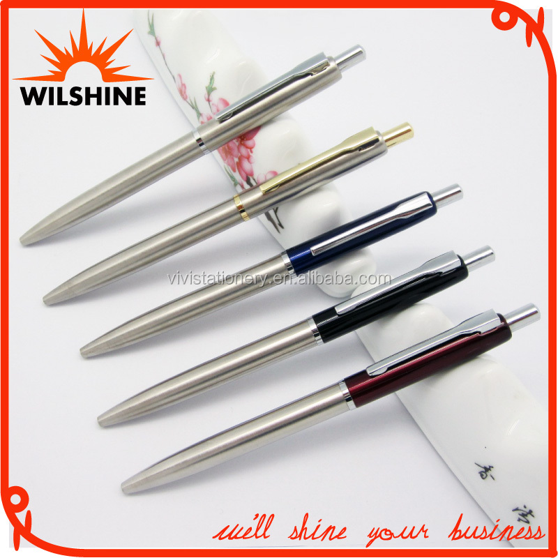 Popular Advertising Ball Pen, Beaturful Parker Pen, Branded Pens with Different Clolor