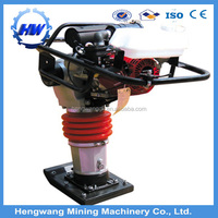 Alloy material new type factory price Honda Vibrating Tamping Rammers