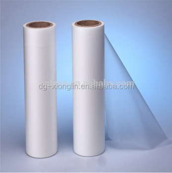 Xionglin Eco-friendly tpu hot melt adhesive film for different color sports zorb and bags