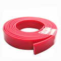 Fancy Colored Matt Flexible Plastic Webbing Strips