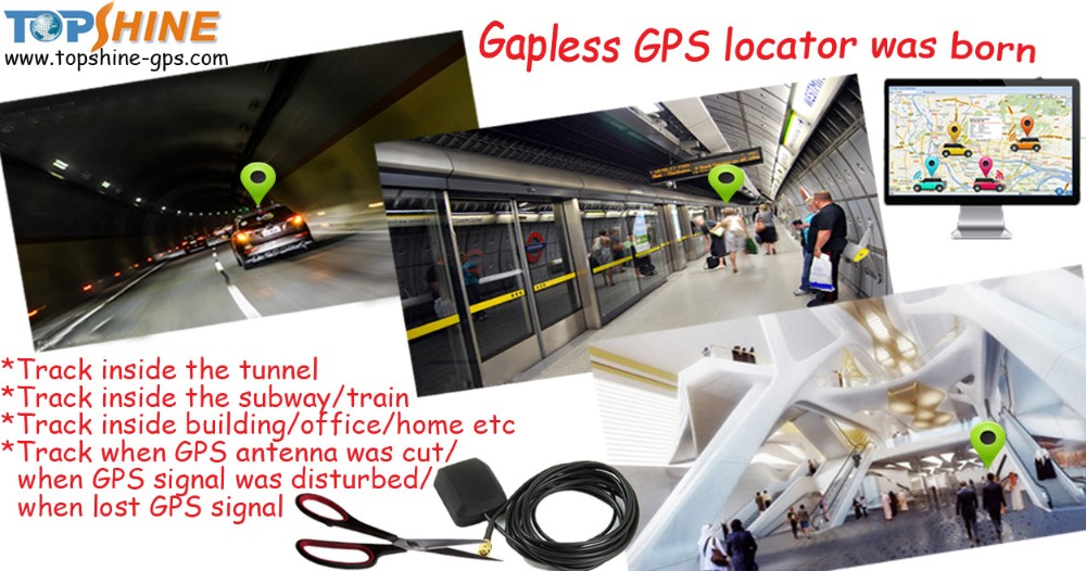 3G 4G network GPS tracker VT1000 with tire pressure monitoring