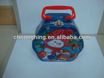 tin box for gift or food
