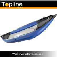 Different color and sizes jet kayak boats