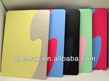 Wholesale for ipad air smart cover, leather case for ipad air, for ipad air vent holder