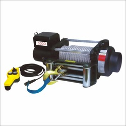 High quality DC12V electric winch car with remote control