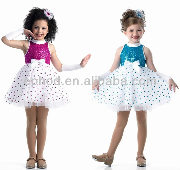 kids ballet tutu dress stage dance costumes/tutu ballerina/ballet leotard EPC-004