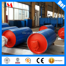 Belt conveyor roller drum head pulley manufacturer