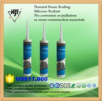 Non Contamination Silicone Sealant for Stone Contact joint
