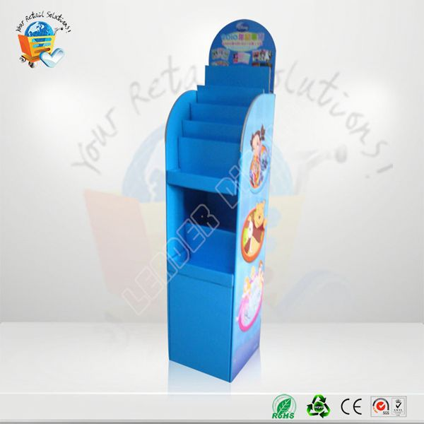OEM buffet display stand modern promotion display stand