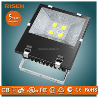 CE Rohs IEC Super bright best selling Bridgelux IP65 led flood light anti-fog glass cover 3 years warranty