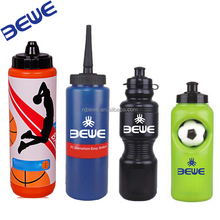 various sizes products factory made LFGB promotional customized sports water bottle cheap plastic water bottle