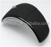 2015 best selling computer wireless mouse folding wireless mouse
