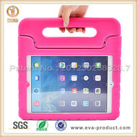 For iPad Mini Kids Case EVA Foam Handle Stand Cover for Apple iPad Mini 2/3