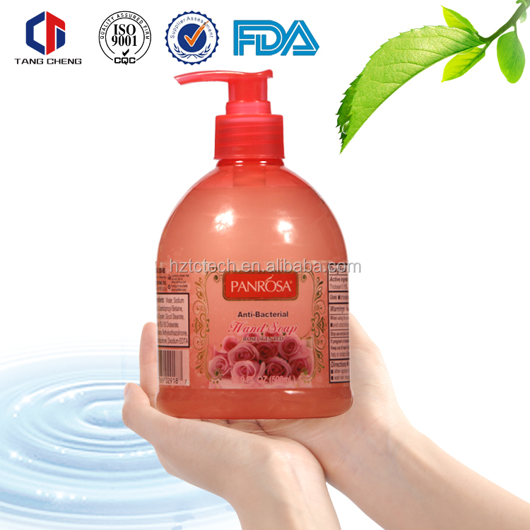 Natural Ingredients Hand Wash/Hand Soap/Liquid Soap Making Formula