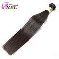 Wholesale grade 8A virgin cuticle aligned brazilian human straight hair