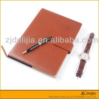 Professional manufacture simple design business embossed custom office supplies