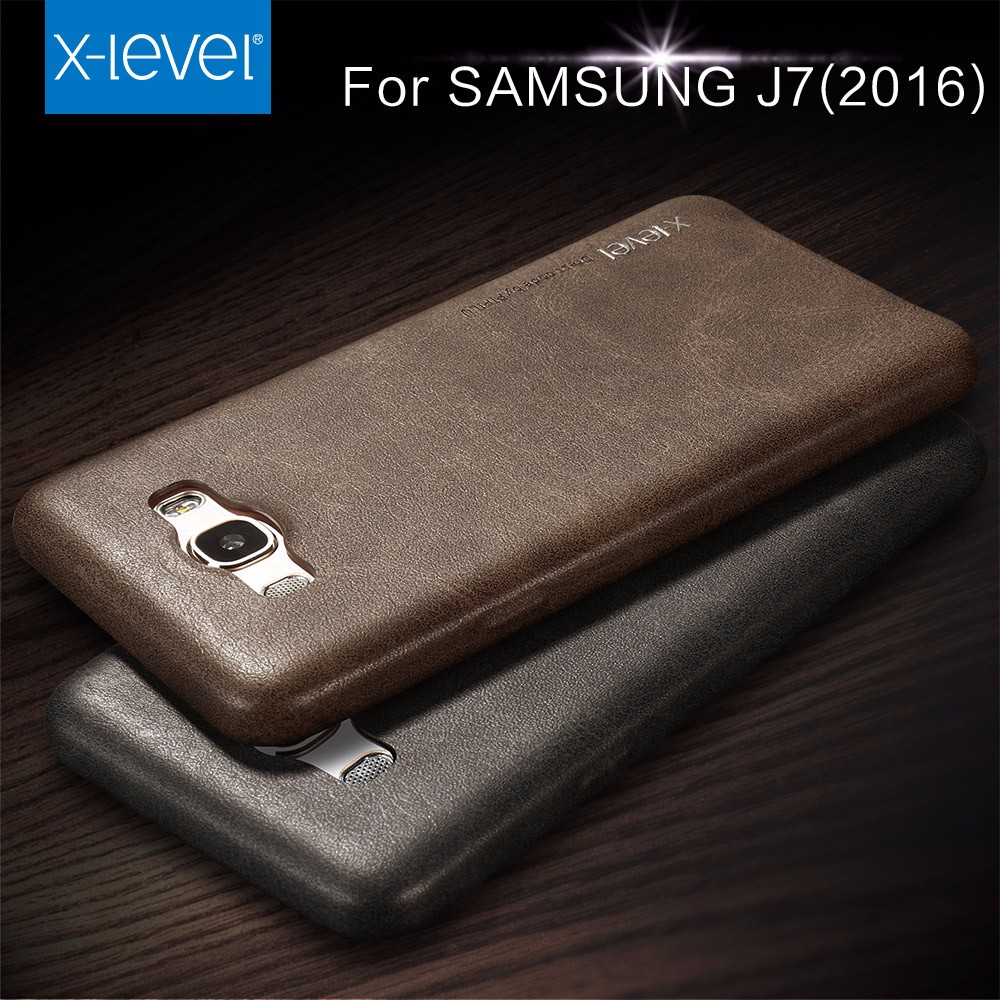 X-Level Top Sale Vintage Cell Phone Case Covers For Samsung Galaxy J7 2016