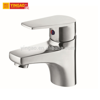 Stainless Steel Waterfall Bathroom Basin Faucet Sink Mixer Tap