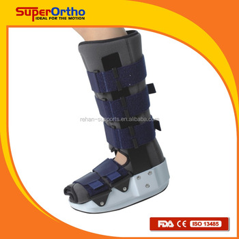 Orthopedic Ankle boot brace-- O9-008 Fixed Ankle Walker