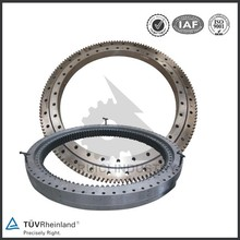 Custom pressure worm butterfly valve seat ring