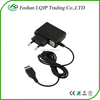 EU AC Home Wall Power Supply Charger Adapter Cable for Nintendo DS /NDS /GBA SP Power Supply Charger Adapter