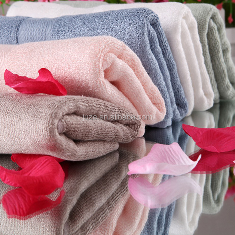 100% Cotton Material and In-Stock Items Supply Type New Textile Bath Towel