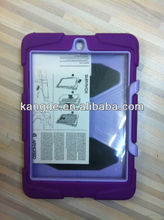 "7.9"" rugged silicone tablet protective case for ipad mini &"