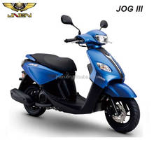 Jog i III 50CC vespa style mot scooters with 2 wheel newest design sama as japan YMH model hot selling with eec dot