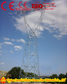 400KV Power Transmission Steel Tower