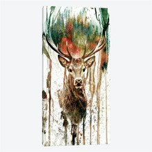 waterproof digital printing photo fabric art duck canvas
