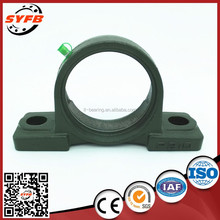 Cast iron pillow block bearings housing P210 with insert bearing UC210