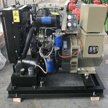china suppliers electric control diesel generator set