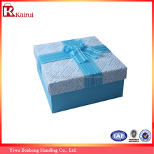 high quality customized cheap eco-friendly cardboard paper box