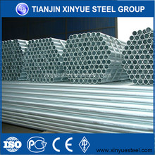recycled 50mm hot dip galvanized steel pipe
